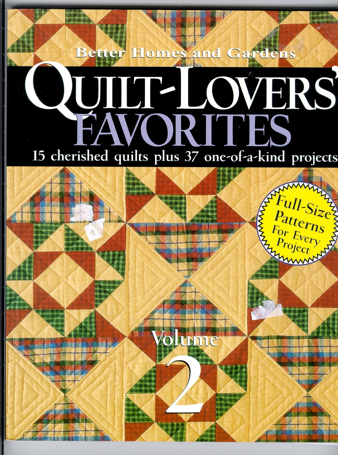 Quilting book quilt patterns with instructions patchwork for Patchwork quilt book