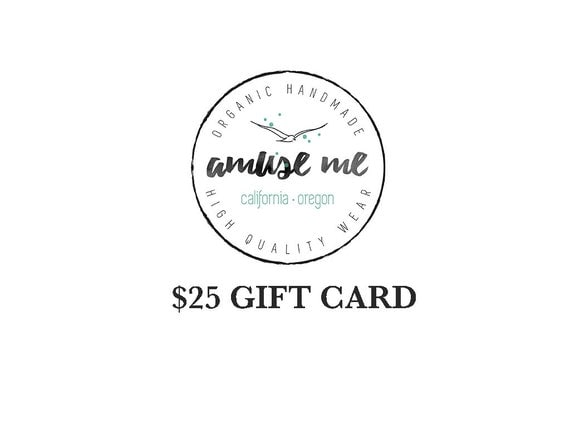 Gift Card 25.00, Baby shower gift, New Mom gift, Birthday gift for child