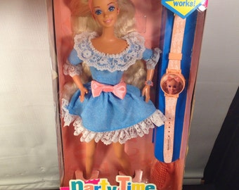 Party Time Barbie