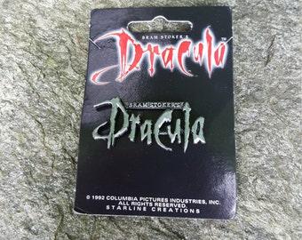 Bram Stokers Dracula 1992 Movie Metal Hat Backpack Flair Vest Pin brooch