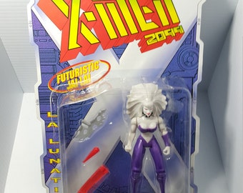 1996 Xmen 2099 La Lunatica Marvel Comics action figure NEW