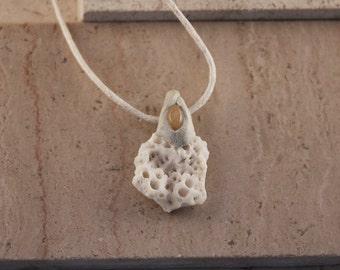 Lemon Drop Crystal Coral