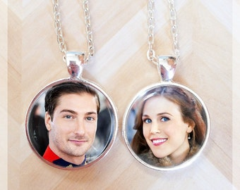 Choose from 6 Images! - When Calls the Heart Pendant