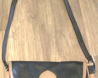 adorable casual bag brown and black