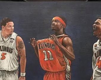 2004-2005 Illinois Basketball