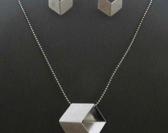 Cubic Silver set