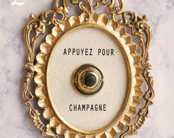 Press For Champagne - french edition ( ringing version )