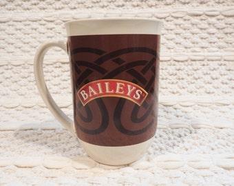 Vintage BAILEYS Coffee Cup Mug #31085