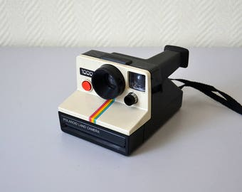 Vintage Polaroid 1000 / instant Land Camera  / in working condition