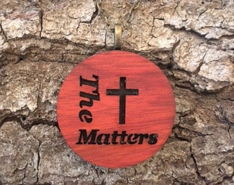 The Cross Matters