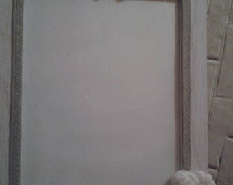 photo frame shabby chic style