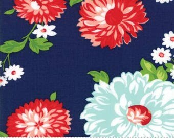 PRE ORDER The Good Life Scrumptious in Navy by Bonnie and Camille for Moda 55150 16