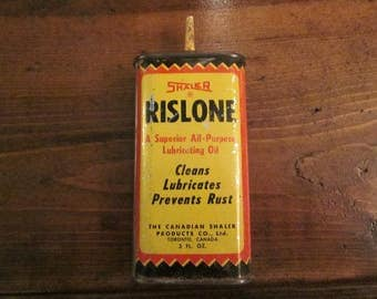Shaler Rislone Lubricating Oil, 3 oz.