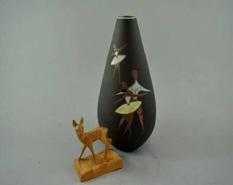 Vintage vase / Keto / 529   West Germany   WGP   50s