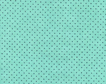 1 Yard Add it Up Basics by Cotton and Steel - 5093-05 Sea Glass
