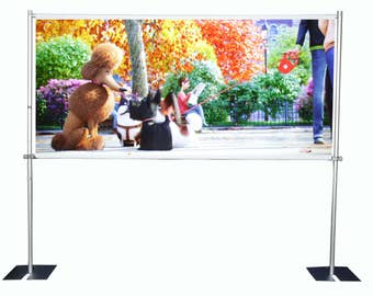 Portable 105in Multimedia Projection Screen