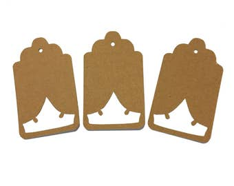Crown 2 Gift Tags