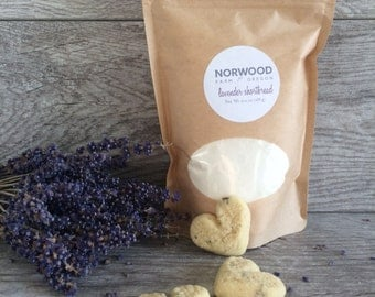 Lavender Shortbread Cookie Mix