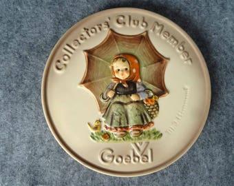 Hummel Goebel 1978 Collectors Club 690 Edition No. 2