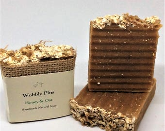 Honey & Oat Soap