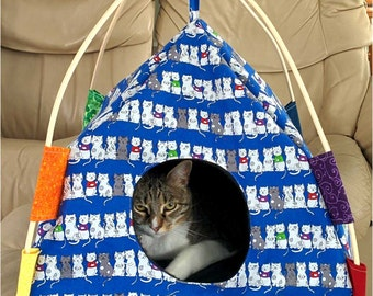 Small Pet Tent/Bed