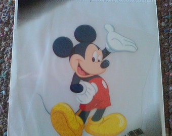 Mickey Mouse Iron On Transfer