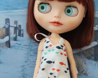 Bloomer/Jersey bath/swimsuit for your dolls/doll Blythe, Pullip, Licca and Tangkou
