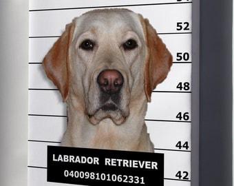 Canvas 16x24; Labrador Retriever