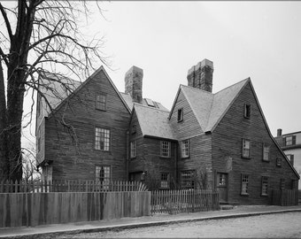 16x24 Poster; House Of The Seven Gables 1915