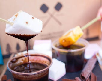 Gourmet Marshmallow Dipping Kit