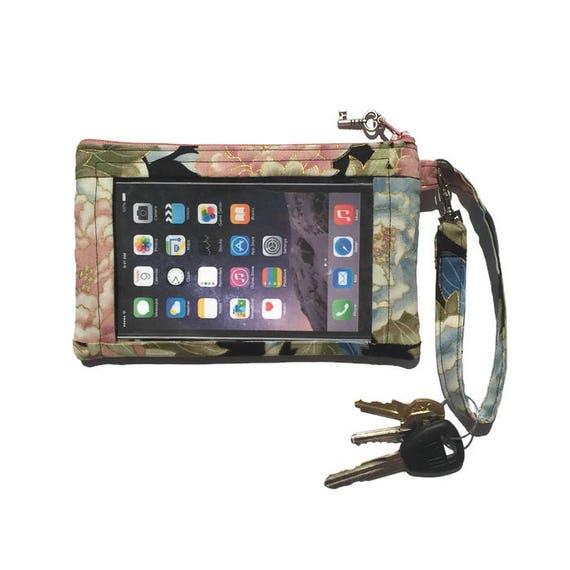 Smartphone Wristlet For Iphone  Plus