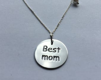 Best Mother Necklace!