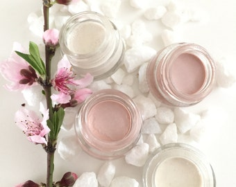 NEW! Organic Face Luminizer, LIMITED EDITION, Vegan, All-Natural,  Floral Highlighter, Face Brightener, Luminousity Cream