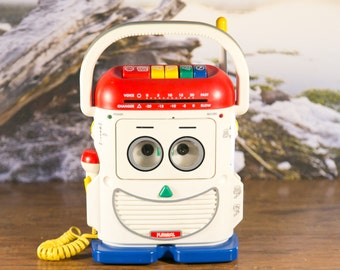 Playskool Mr. Mike Cassette Player & Voice Changer