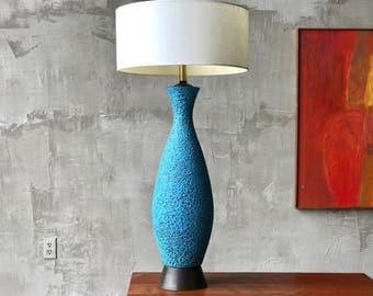 Massive Lava Glazed Lamp.