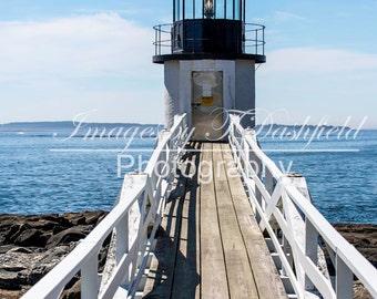 Marshall Point Lighthouse, Maine, Lighthouse,  Fine Art Photography, Fine Art Print