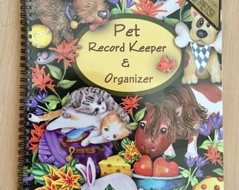 Pet Record Keeper and Organizer