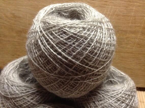 GORDON & GILBERT Gotland/TeeswaterX yarn 100g balls 2 ply A16
