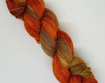 Fred and George, Harry Potter Inspired High Twist Sock Yarn