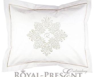 Machine Embroidery Design Royal Vintage