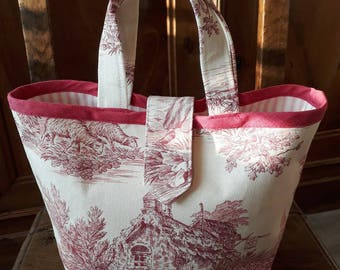 Pastoral Little Shabby Rose bag