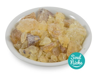 Copal (Oro) Gum Resin Incense 100% Natural Pure, Natural, Raw and Unprocessed
