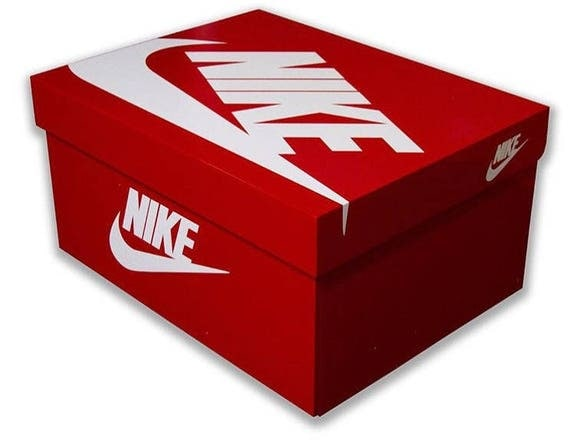 High Gloss Sportswear Sneaker Box Storage