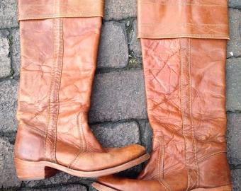 Women's Black Label Frye Boots