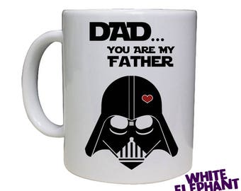Darth Vader You Are My Father Mug