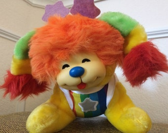 Rainbow Brite Dog Puppy Brite