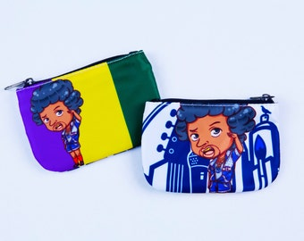 Jerome In The House Martin Lawrence Coin Purse - Wallet