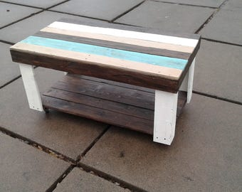 Beautiful handmade rustic furniture by paradiseoffurniture on etsy - Palette transformee en table basse ...