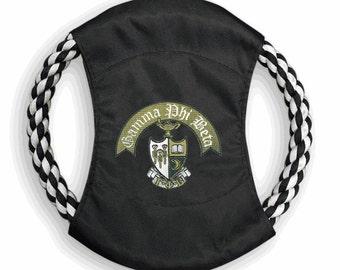 Gamma Phi Beta Dog Rope Flyer