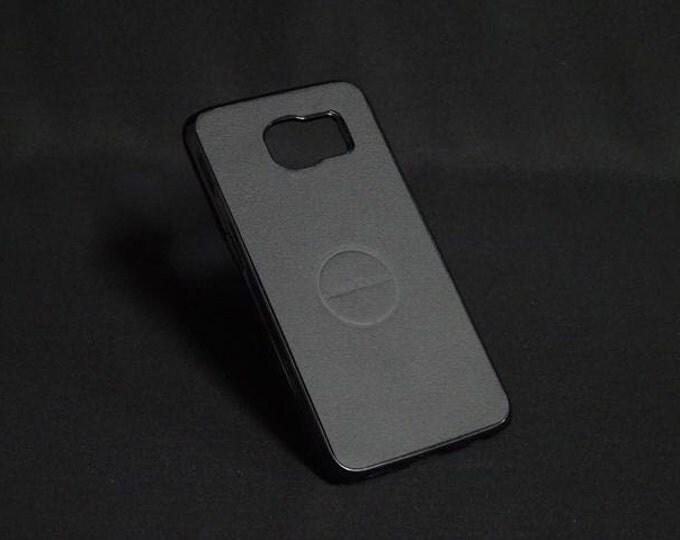 Jimmy Case - Fits Samsung Galaxy S6 - Black - Kangaroo leather - Handmade - James Watson